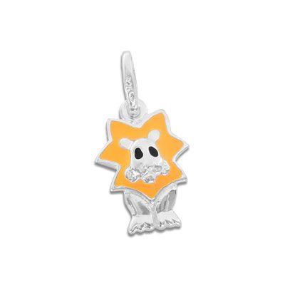 Sternzeichen Anhänger Löwe für Kinder 925 Silber Kindersternzeichen