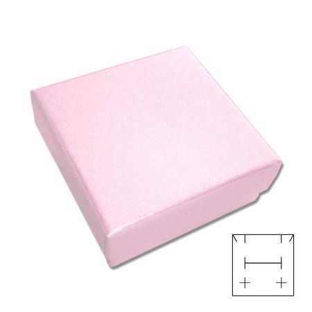 Schmuck-Verpackung rosa