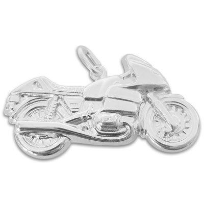 Motorrad Anhänger Schmuck 925 Silber