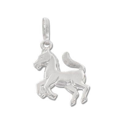 Pferde Anhänger 925 Silber