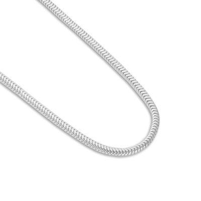 Schlangen-Kette 925 Silber 1,2 mm 50 cm