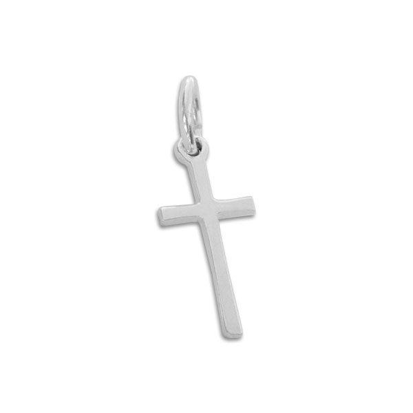 Kleiner Gothic Kreuz Anhänger Gothicschmuck