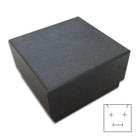 Schmuck Schachtel schwarz