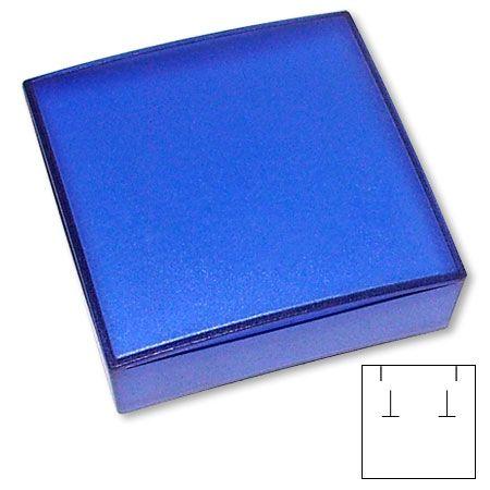 Schmuck Schachtel blau Gr. L