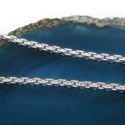 Ankerkette 925 Silber 2 mm 50 cm